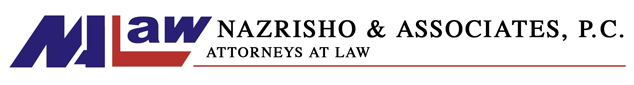 Law Offices of Nazrisho & Associates, P.C. Retina Logo